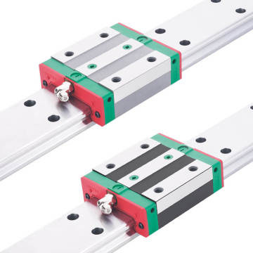 WE Series Four Row Wide Rail Linear Guideways