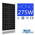 Chinese Manufacturer Mono Solar Panels 275W with Ce, TUV Certificates