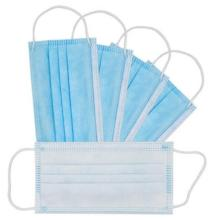 CE Certificated 3 PLY Disposal Medical Face Mask