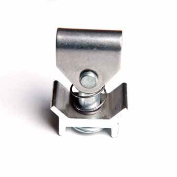 1 Inch Stainless Steel Single Stud Fitting