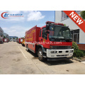 Brand New ISUZU FTR Oxygen Supply Fire Truck