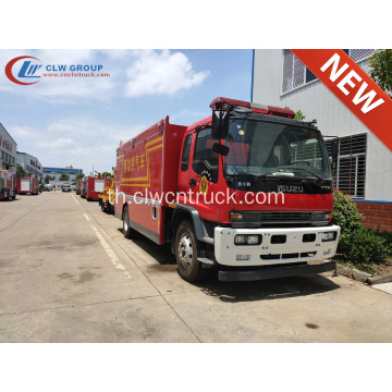 แบรนด์ใหม่ ISUZU FTR Oxygen Supply Fire Truck
