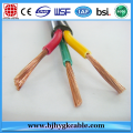 COPPER CONDUCTOR PVC INSULATE FLAME RETARDANT POWER CABLE