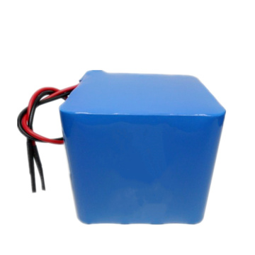 18650 1S12P 3.7V 38400mAh Li Ion Battery Pack