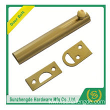 SDB-023BR Hot Selling Adss Door Hinge Bolt With Door Guard From Factory Nut And Washer