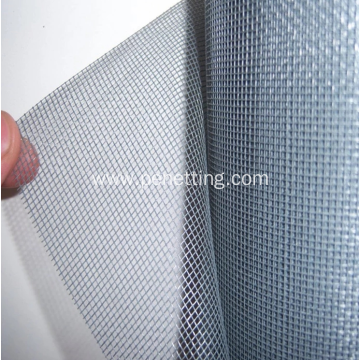 Anti Mosquito White Fiberglass Window Screen Factory