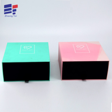 Drawer  colorful offset printing clothing box