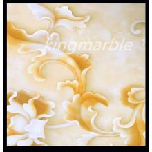 PVC Faux Marble Sheet/Wall Panel/Interior Decoration