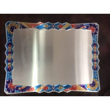aluminium sheet metal sheet for medal