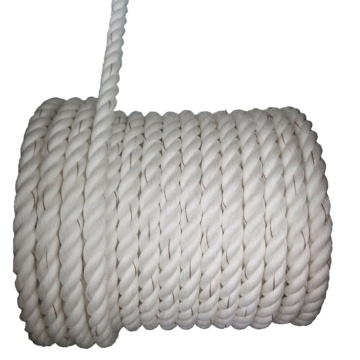 Low Temperature Resistant 3/4 Strand pp mooring rope