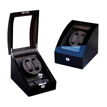 Single Rotation Velvet Watch Box