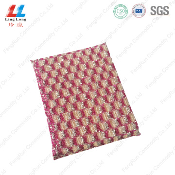artificial effective cleaning scouring sponge