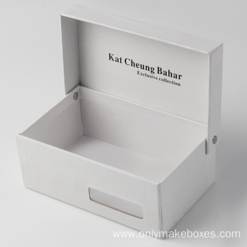 Popular Luxury Different Shapes Gift Box For Shoes