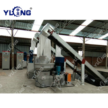 High quality hay pellet machine price