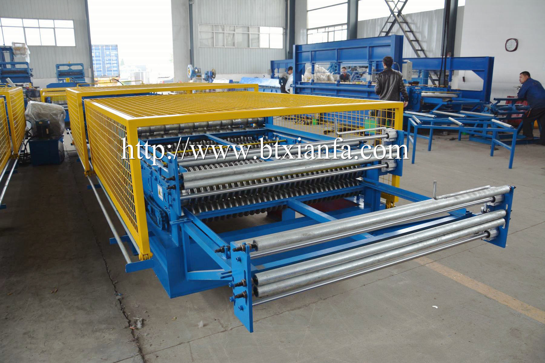 manufacturing machine