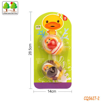 CQS627-2 CQS soft ducks 2PCS with BB sound