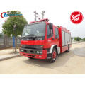 Brand New ISUZU 6000litres fire fighting foam truck