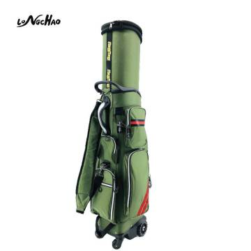 Hot sale Golf Bag Waterproof Custom Tour Golf Staff Nylon Stand Bag