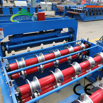IBR roofing sheet forming machine