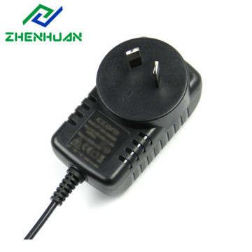 12W 6V2A Australian Standard AC/DC Power Supply Adapter