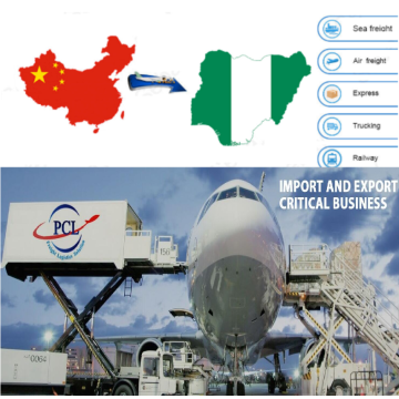 Reliable logistics company to Nigeria from CHN