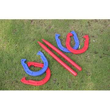 Outdoor Games Horseshoes Game Set