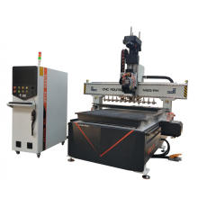 Linear-type ATC cnc model with best speed