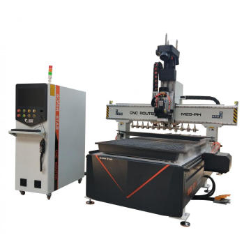 HQD air cooling spindle atc cnc router