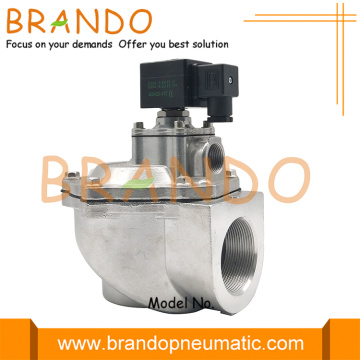 SCG353A050 Right Angle Dust Filter 2'' Diaphragm Valve