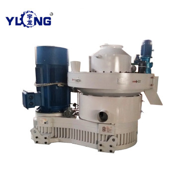 Yulong 250KW Pellet Making Machinery