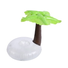 floating coconut palm tree pool float tray
