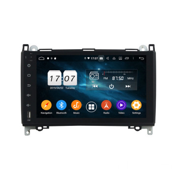 Auto Entertainment for W169 W245 Viano Vito