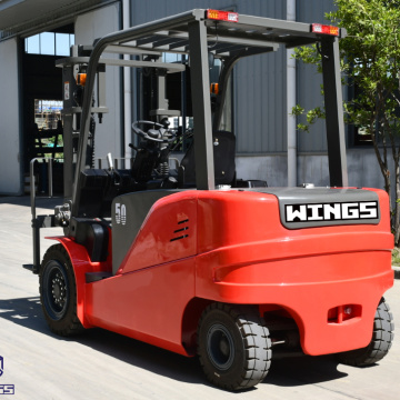 5 T Electric Forklift 7M