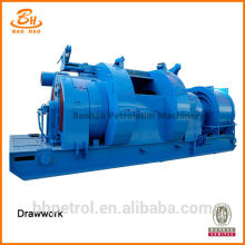 API Drawworks for oilfield drilling rig