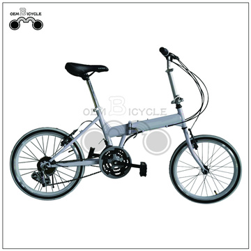 20er 18 Gears Folding Bicycle For Adult