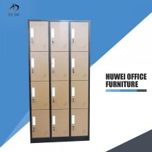 Metal Storage Locker Cabinet for Supermarket