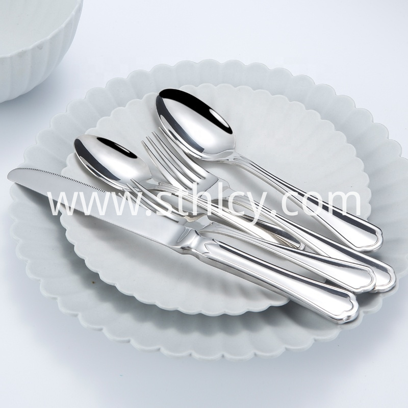 Hotel Stainless Steel Spoon