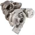 Precision Aluminium Die Casting Turbocharger Housing