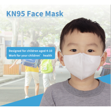 Anti PM2.5 Pollen Cotton Non-woven Material Child Mask