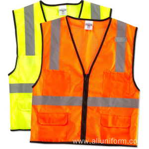 Safety Reflective Work Wear Vest New Style 2019