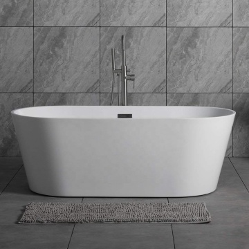 Luxury Poland Bathroom Soaking Bath Tub