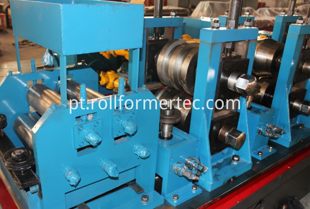 Elevator hollow guide rail roll forming machine (3)