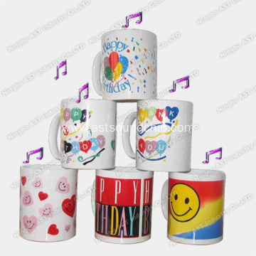 Promotional Mug,Music Mug, Mug, Christmas Mug