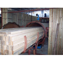 High quality Wood Impregnation Autoclave