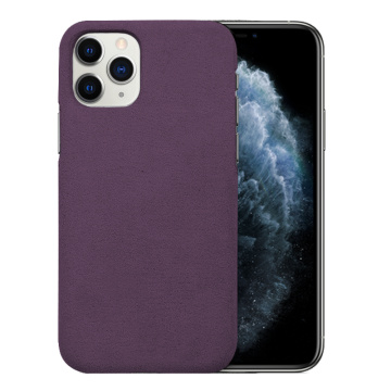 Leather Back Cover Phone Case for Iphone 11