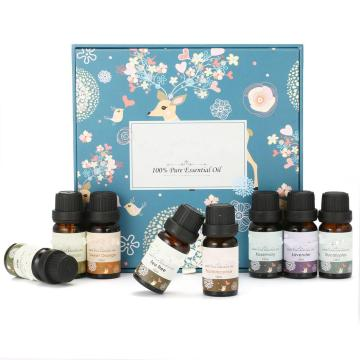 OEM top 8 Essential Oils set