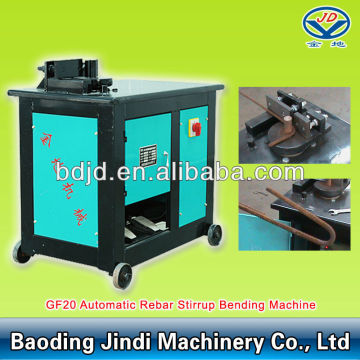 GF-20 Steel Bar Bending Machine