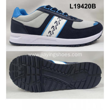 Mens imisuede casual shoes