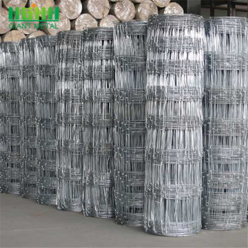 Galvanized Steel Wire Hinge Joint Knot Farm Fence