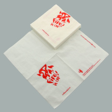 Personalized Printed Napkin Paper